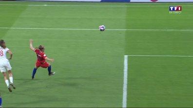 Angleterre - USA (1 - 1) : Sauerbrunn tout près de marquer contre son camp