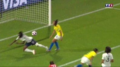 France - Brésil (1 - 1) : Voir le sauvetage de Mbock en vidéo