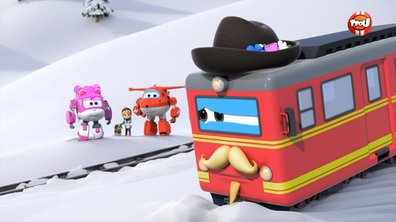 Super Wings - Sauvetage en montagne