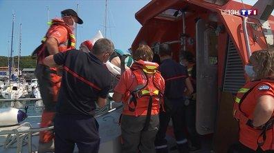 Sauveteurs de la SNSM : immersion au cœur d'un entraînement sur l'île de Groix