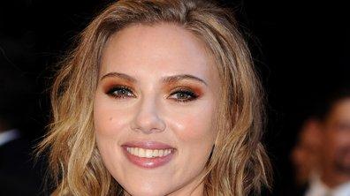 Première apparition pour Scarlett Johansson après le scandale des photos nues
