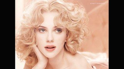 Scarlett Johansson pose pour le parfum Dolce & Gabbana, Rose The One