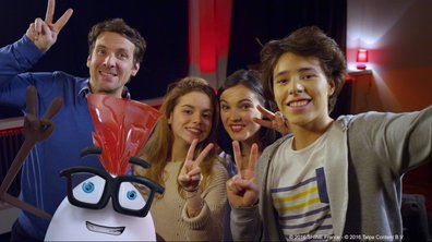 Kinder Schoko-Bons fait venir les talents de The Voice 5… chez vous !