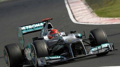 F1 GP Italie 2012 - Essais 1 : Schumacher coupe l'élan de Button