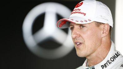 F1 : Schumacher honoré d'un virage à son nom à Bahrein