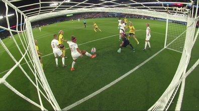 Suède - Canada (1 - 0) : Voir l'énorme occasion d'Asllani en vidéo