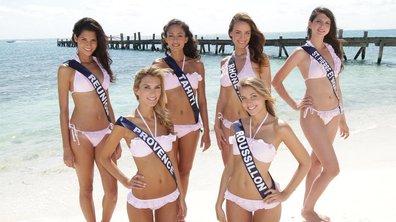 Miss France 2012 : les Miss se déhanchent en bikini