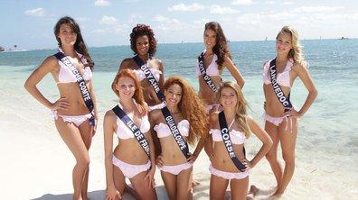 """Miss France 2012 : les Miss """"en campagne"""" dans le Finistère"""