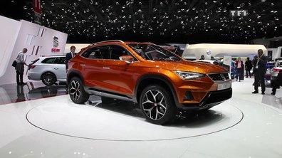SEAT 20V20 Concept, le SUV ibérique en filigrane au Salon de Genève 2015