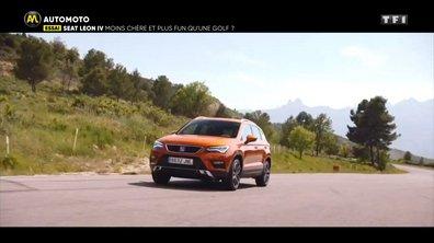 Seat Leon IV : moins chère et plus fun qu'une Golf ?