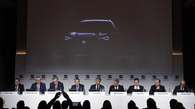 Seat : Le constructeur annonce un nouveau SUV pour 2018