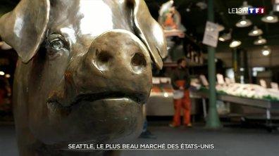 Seattle, le plus beau marché des Etats-Unis