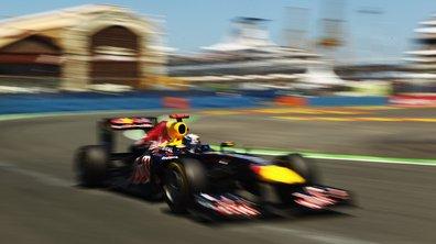 F1 : Vettel remporte sa sixième victoire au GP d'Europe
