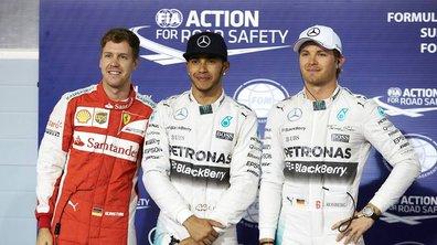 F1 GP Bahreïn 2015 : à trop penser à la course, Rosberg a sous-estimé Vettel