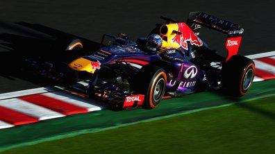 F1 - Essais GP du Japon 2013 : Vettel se place