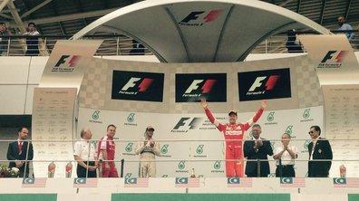 F1 - GP de Malaisie 2015 : Vettel a frappé un grand coup, Hamilton et Rosberg sont prévenus