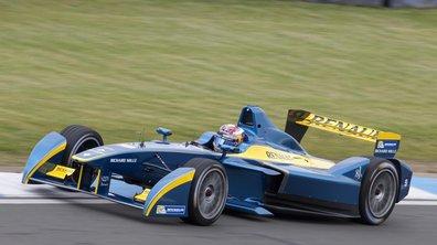 Formula E 2014-2015 : Buemi en tête des 1ers essais à Donington
