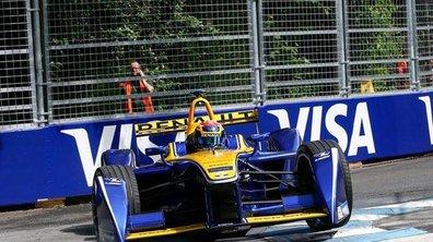 Formule E - Londres 2016: Buemi titré après une course mouvementée