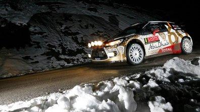 Rallye WRC de Monte-Carlo 2015 : Loeb frappe fort d'entrée de jeu