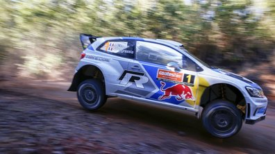 WRC - Rallye d'Australie 2014 : Ogier et Volkswagen en tête vendredi