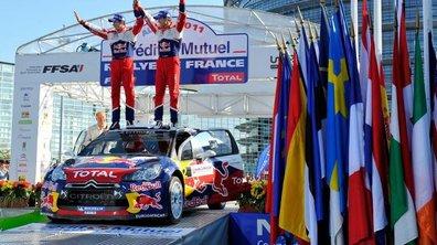 WRC Rallye d'Alsace-France : Sébastien Ogier victorieux