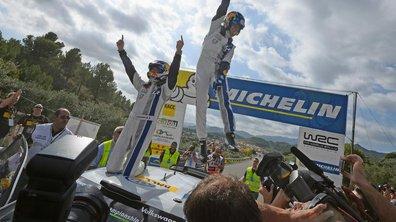 WRC - Rallye de Catalogne 2014 : Ogier savoure son deuxième titre