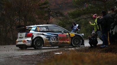 Rallye WRC de Monte-Carlo 2015 : Ogier se déchaîne, Loeb toujours leader