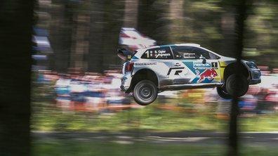 WRC - Rallye de Finlande 2014 : Latvala résiste au retour d'Ogier