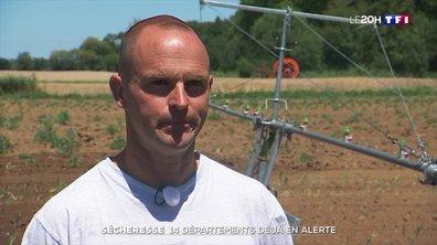 Sécheresse en Côte-d'Or : la préfecture met en place des mesures de restriction d'eau