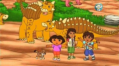 Diego au secours des dinosaures - Diego au secours des dinosaures