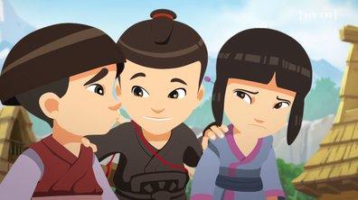 Mini Ninjas - S02 E39 - Le Secret de Sakura