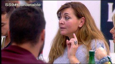 Armanda recadre sa fille Mélanie