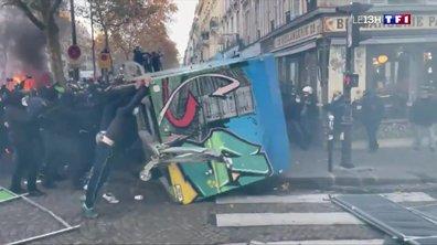 Sécurité globale : retour sur les manifestations à Paris