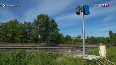 Sécurité routière : avez-vous remarqué le nouveau radar sur l'A15 ?
