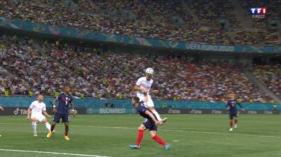 France - Suisse (0 - 1) : Voir le but de Seferovic en vidéo