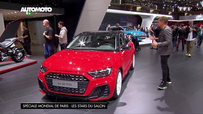 Mondial de l'Auto : Toutes les stars