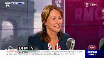 """Ségolène Royal dénonce les """"fake news"""" autour de son absentéisme, du coup on a REvérifié"""