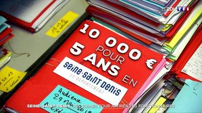 Seine-Saint-Denis : des primes pour attirer les fonctionnaires
