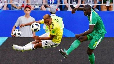 Sénégal – Colombie (0-1) : le match en un coup d'œil