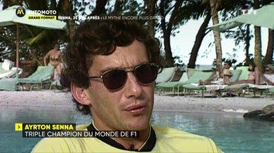 Senna, 25 ans après : Le mythe encore plus grand
