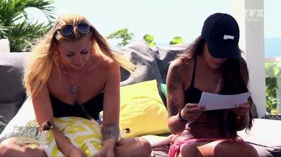 « SENSATION DE OUF » - Mélanie lit la lettre d'amour de Fanny