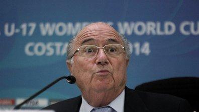 Sepp Blatter accusé d'agression sexuelle par Hope Solo, ancienne gardienne de but