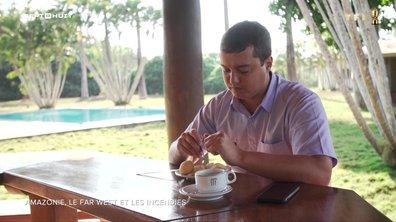 """SEPT À HUIT - À la rencontre des fazendeiros, les """"seigneurs"""" de l'Amazonie"""