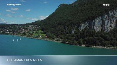 SEPT À HUIT - Annecy et son lac, le diamant des Alpes