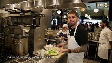 SEPT À HUIT - Chef Ludo, un Français star à Los Angeles