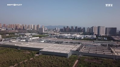 SEPT À HUIT - Chongqing en Chine, la plus grande ville du monde