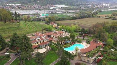 SEPT À HUIT - Da Vittorio, le plus grand 3 étoiles du monde