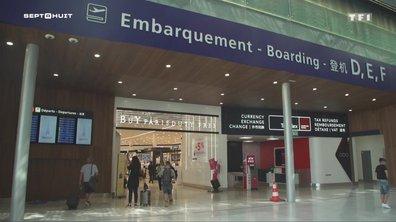 SEPT À HUIT - Dans les coulisses de l'aéroport d'Orly