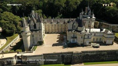 SEPT À HUIT - Le château de la Belle au bois dormant