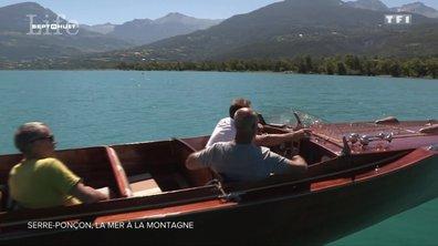 SEPT À HUIT LIFE - À la découverte du lac de Serre-Ponçon dans les Hautes-Alpes